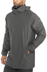Bergans Oslo 2L Insulated Jacket Herre solid charcoal mel